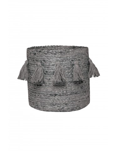 Panier de rangement Farha Gris diamètre 30 cm 5120070000Nattiot