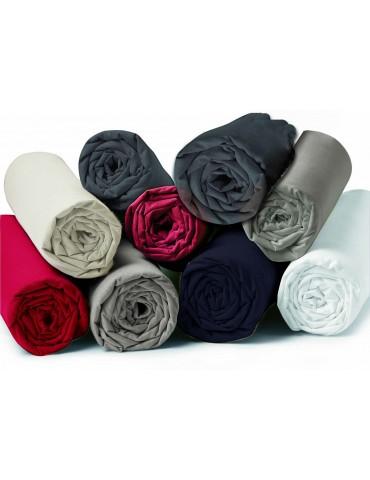 Double drap housse spécial matelas double Galet 80 x 200 x 30 4700080502Les Ateliers du Linge