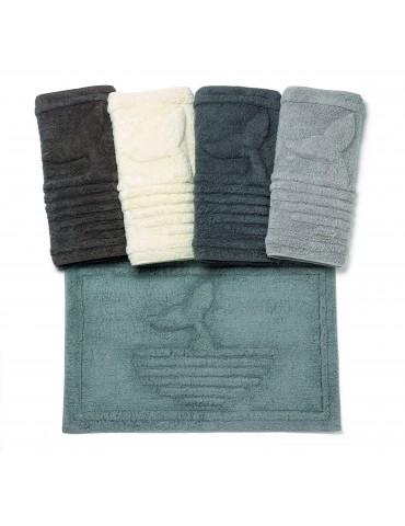 Tapis savon d'Ugolin Nuee bleue 50 x 80 1035060059Les Ateliers du Linge