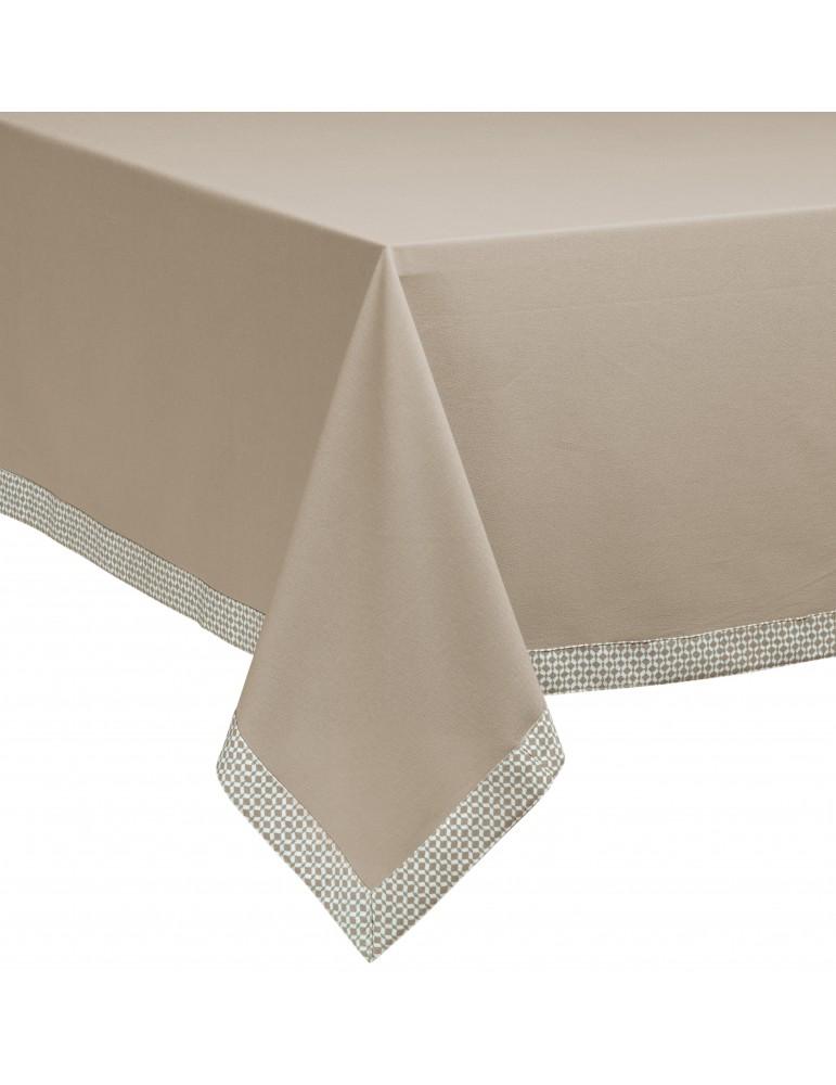 Nappe Tosca Cement 150 x 250 4329061000Les Ateliers du Linge