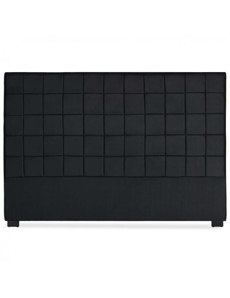 Tête de lit Chess 180cm Noir lf260180noir