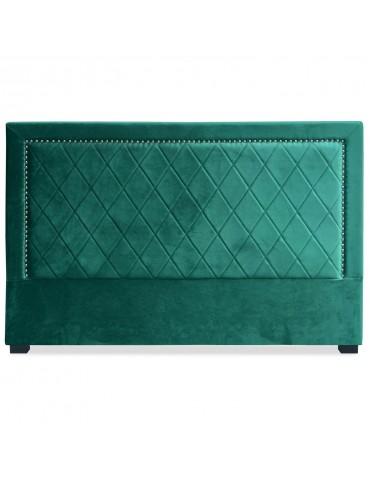 Tête de lit Meghan 180cm Velours Vert lf258180vvert
