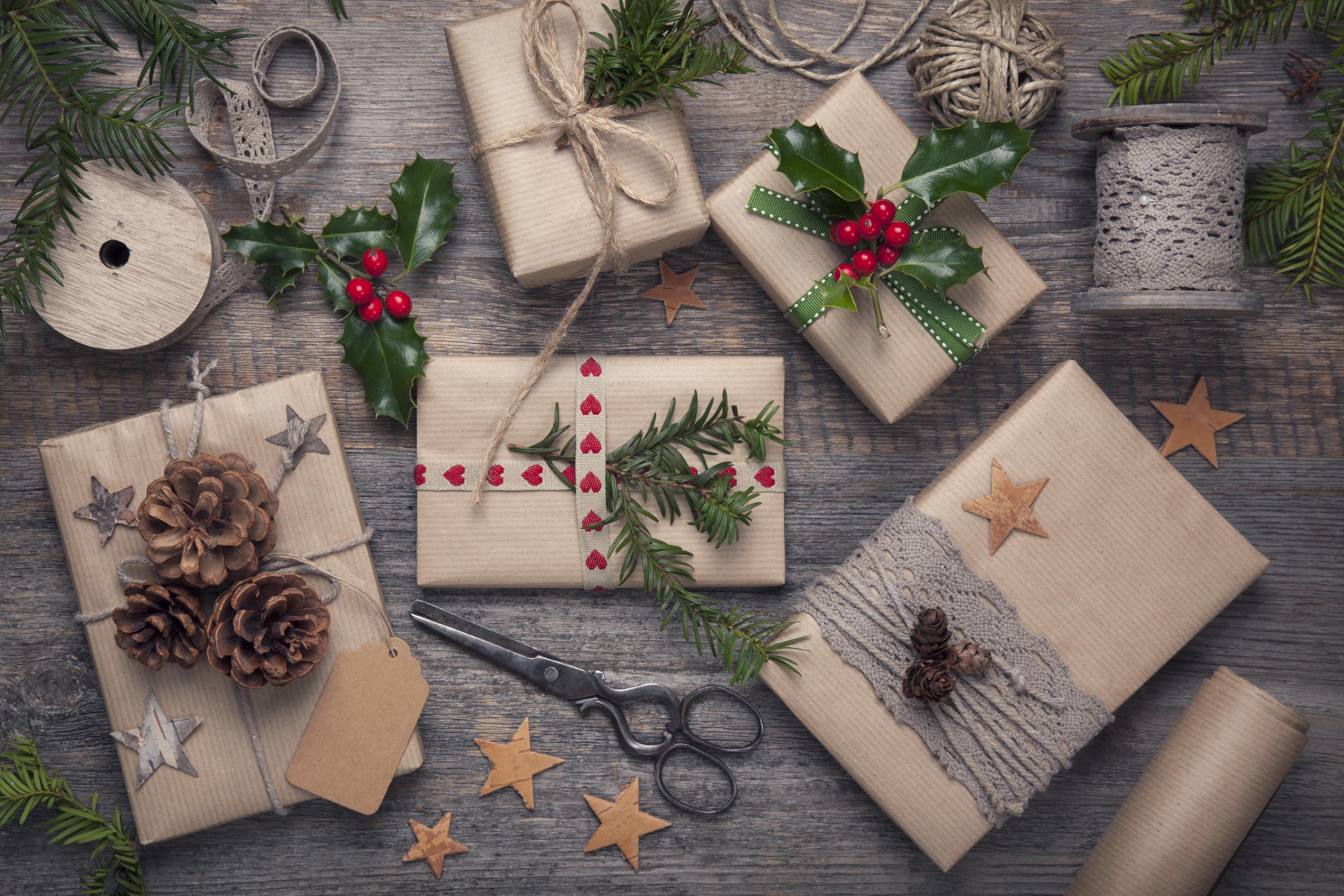 Decoration De Paquets Cadeaux comment faire de jolis paquets cadeaux originaux. le mag