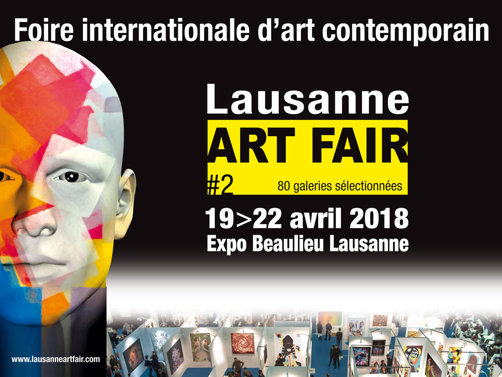 foire internationale dart contemporain Lausanne Art fair#2