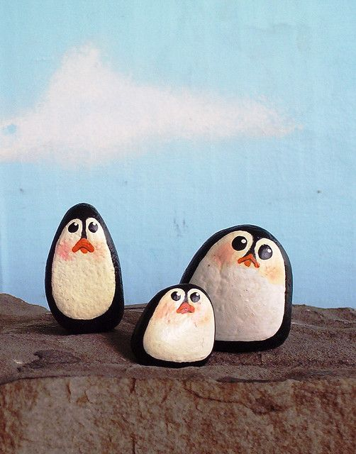 galest famille pingouin