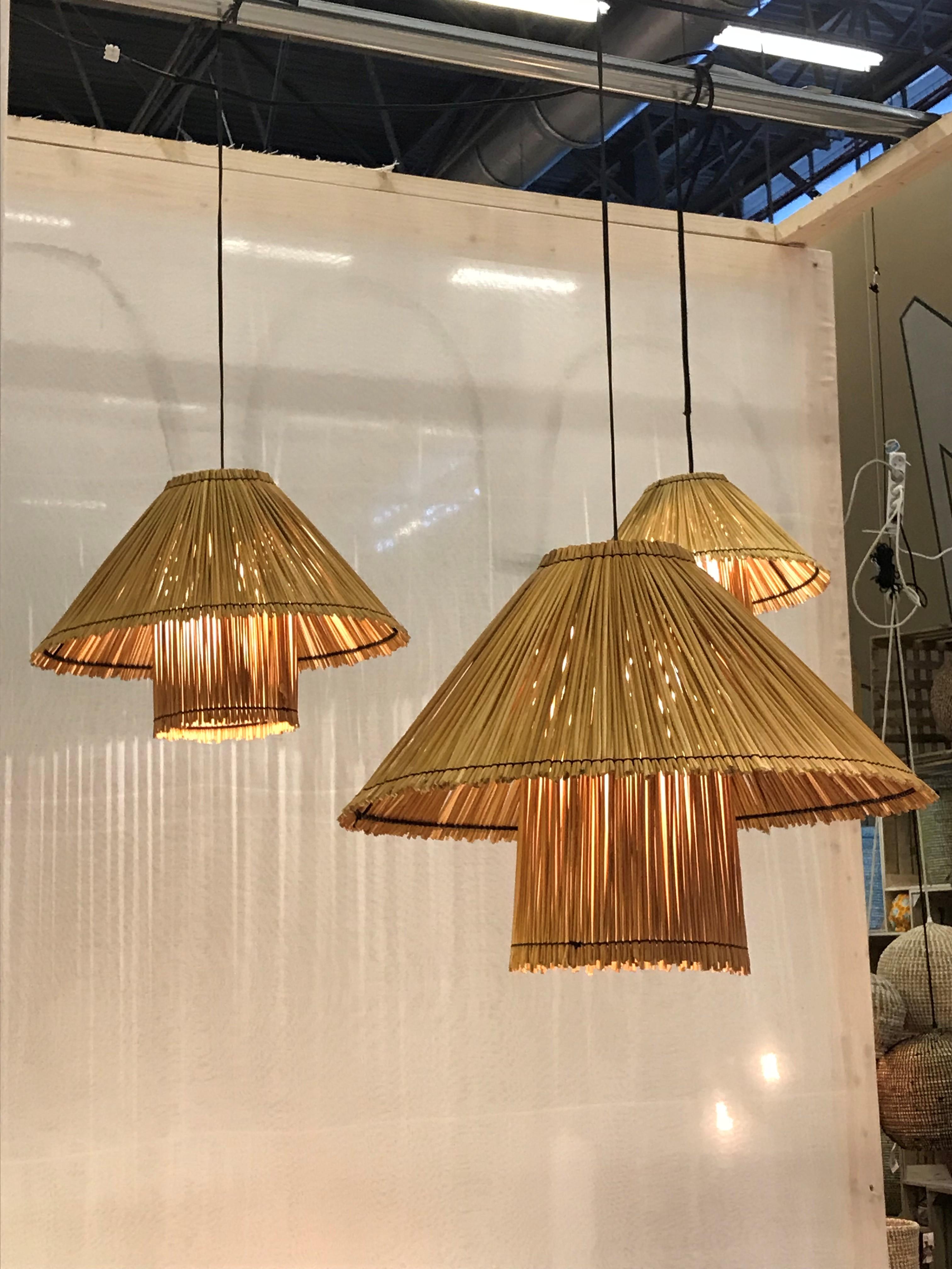 Losier Le Rotin Et Le Bambou Omniprésents Au Salon Maison Objet