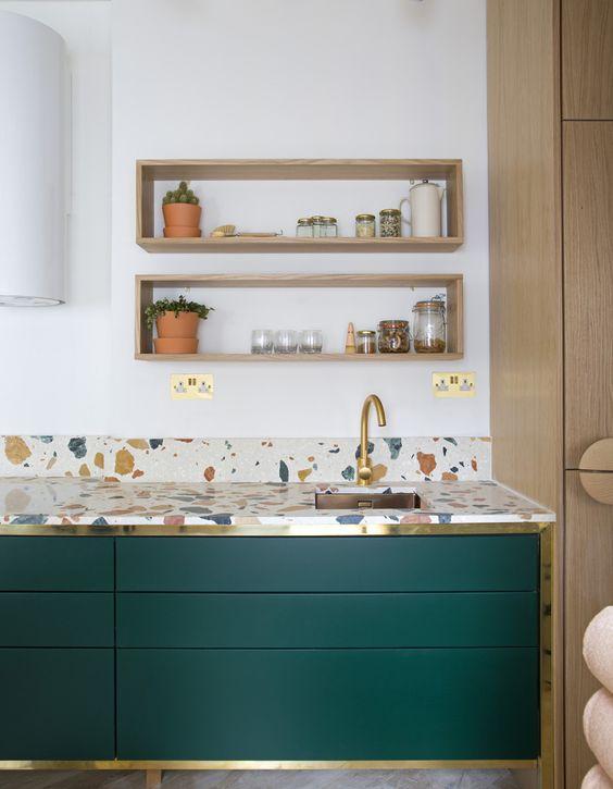 qu 39 est ce que le terrazzo le mag visiondeco. Black Bedroom Furniture Sets. Home Design Ideas