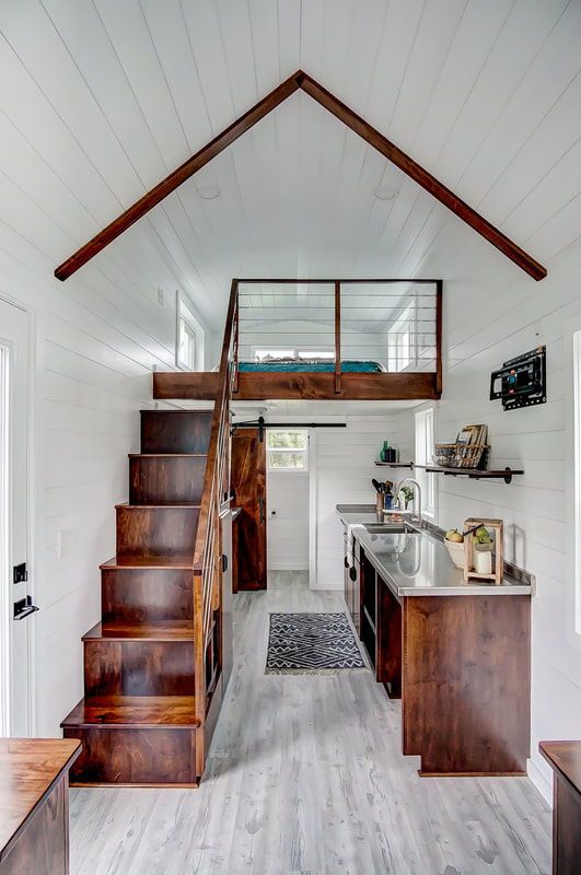 interieur de tiny house