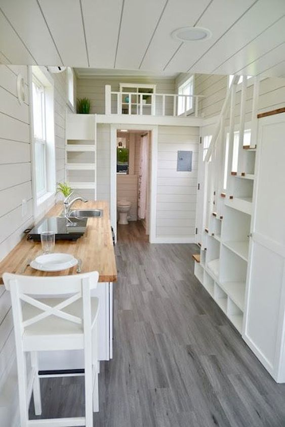 tiny house deco interieur