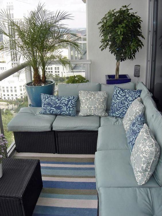 12 Idees Pinterest Pour Amenager Votre Balcon. Le Mag-Visiondeco
