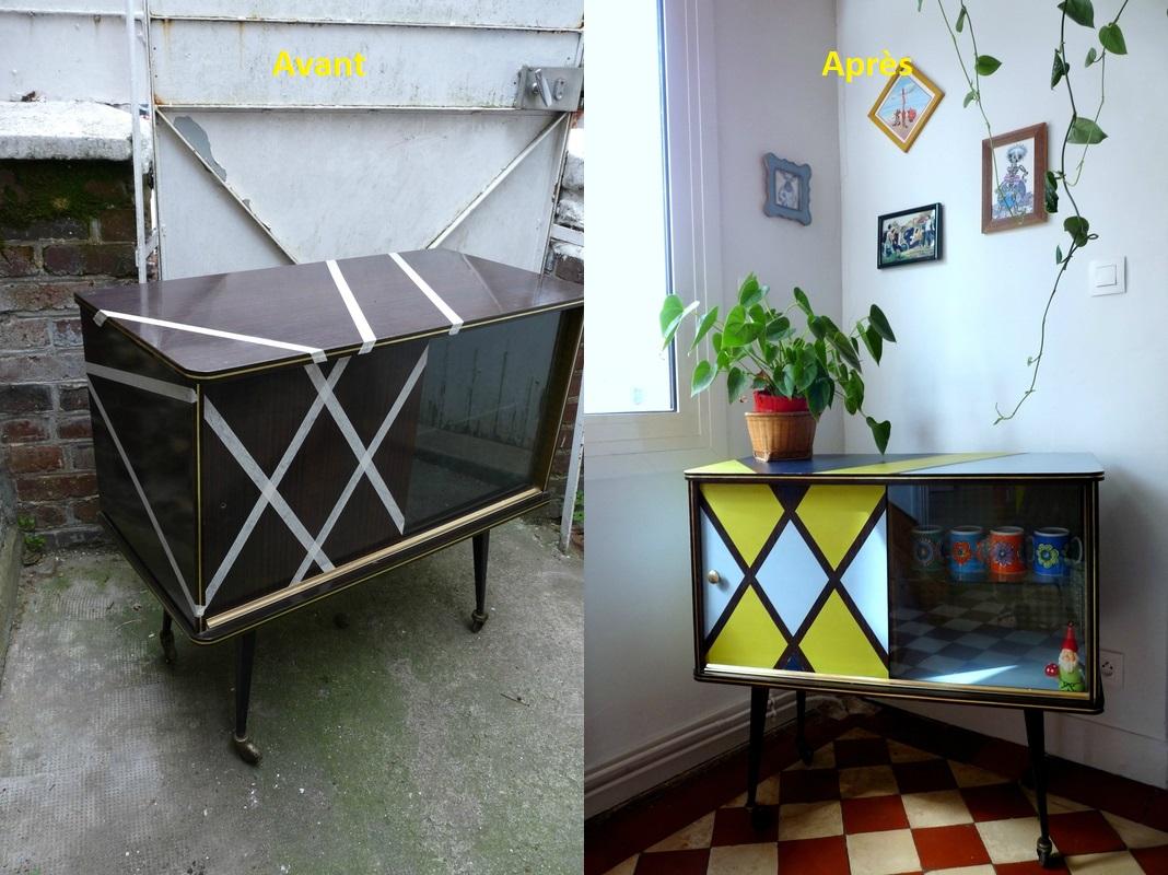 Customisation meuble en Formica