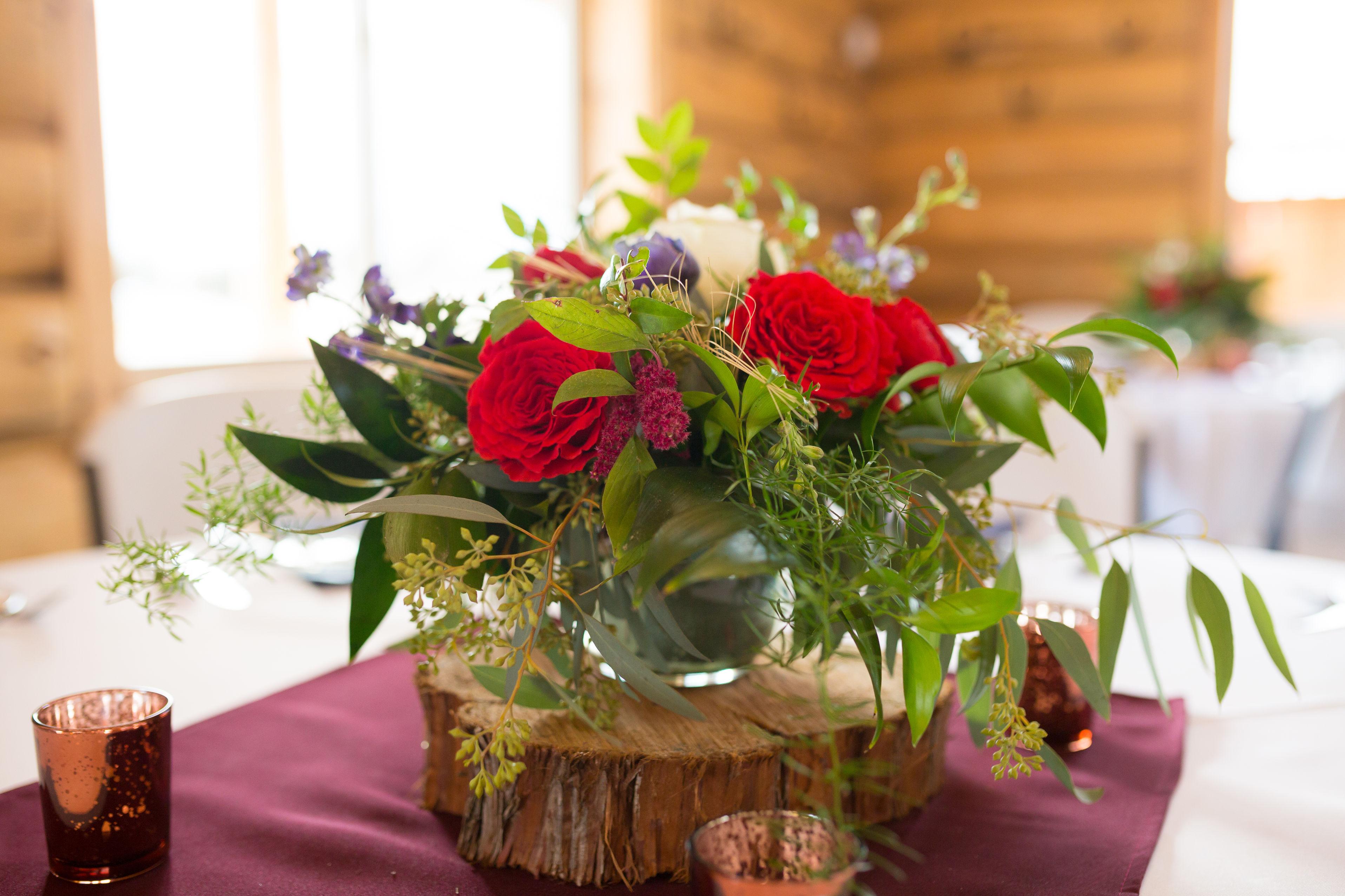 Comment Faire Un Centre De Table Avec Des Fleurs comment réaliser une composition florale champêtre. le mag