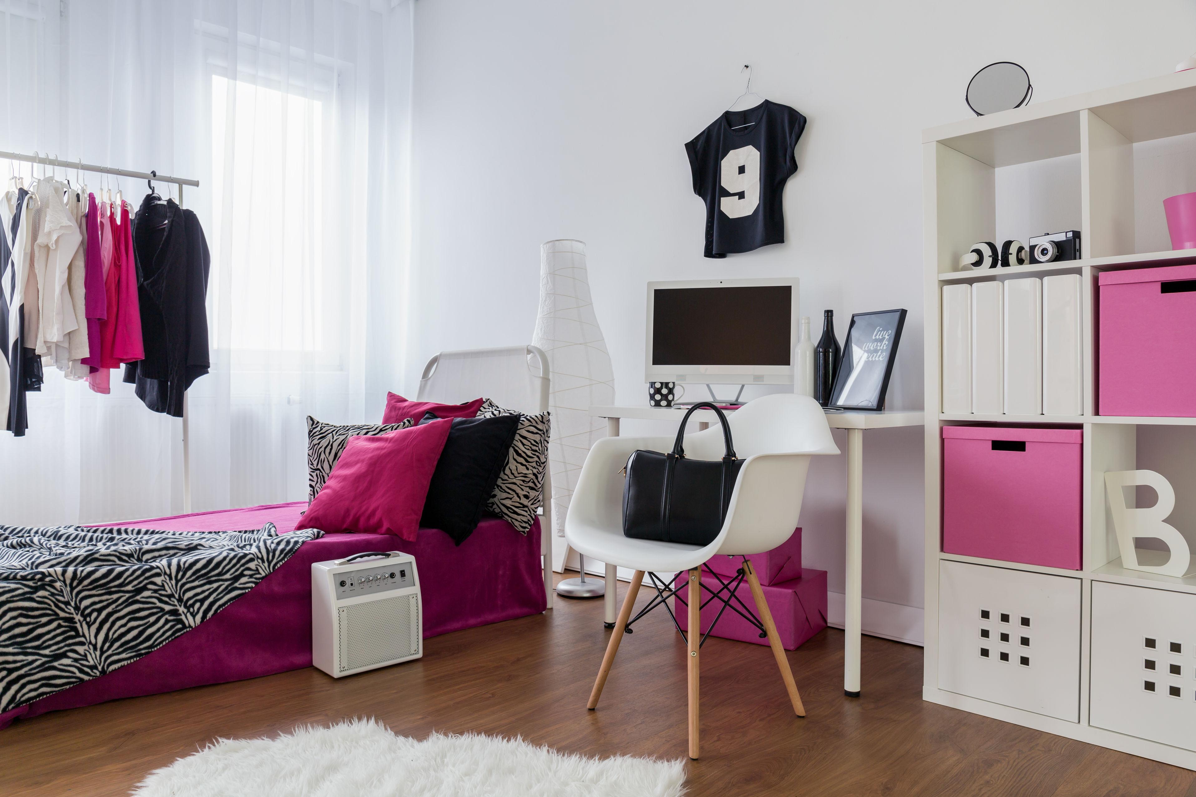 comment amenager une chambre d 39 ado le mag visiondeco. Black Bedroom Furniture Sets. Home Design Ideas