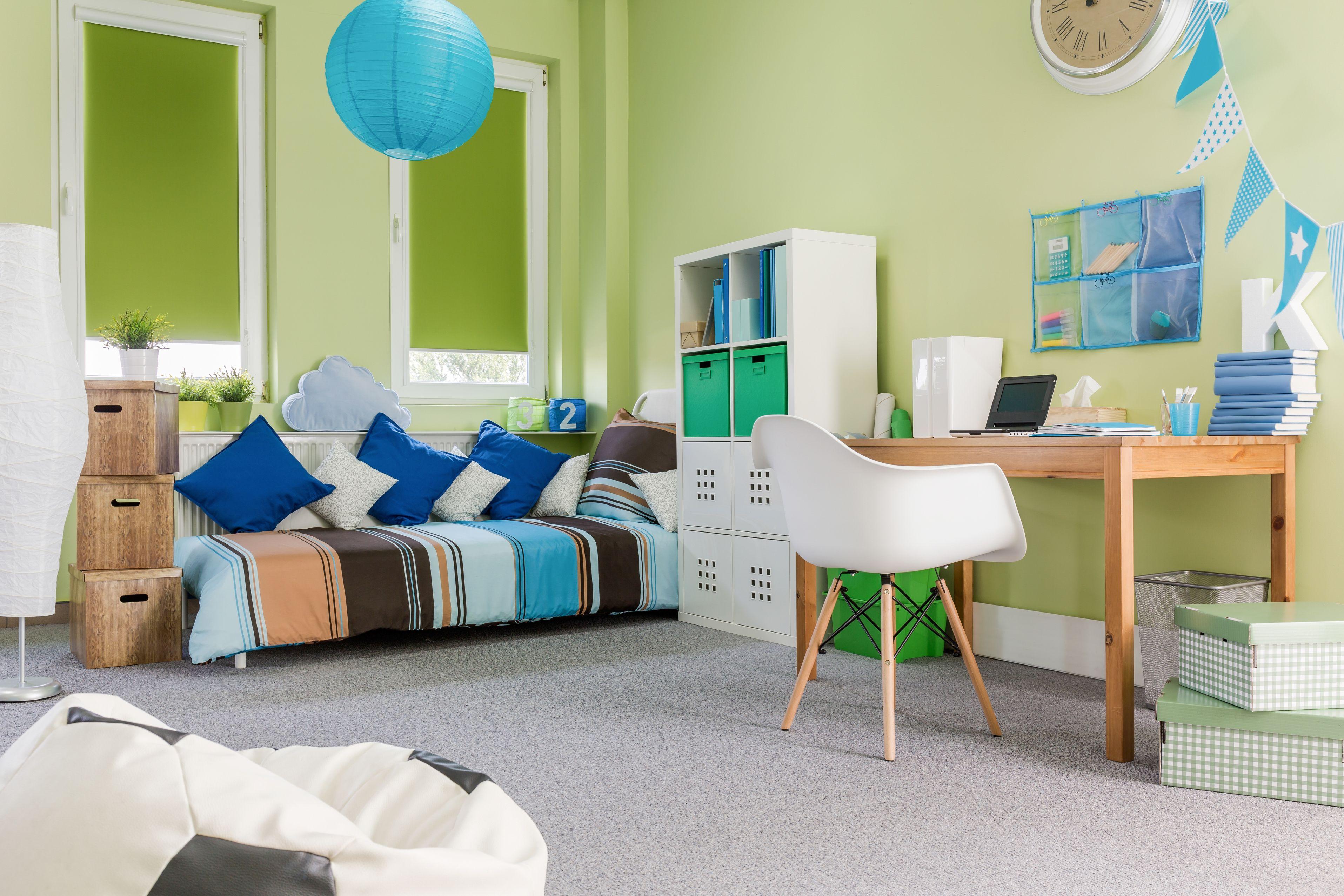 quelle couleur choisir pour votre chambre le mag visiondeco. Black Bedroom Furniture Sets. Home Design Ideas