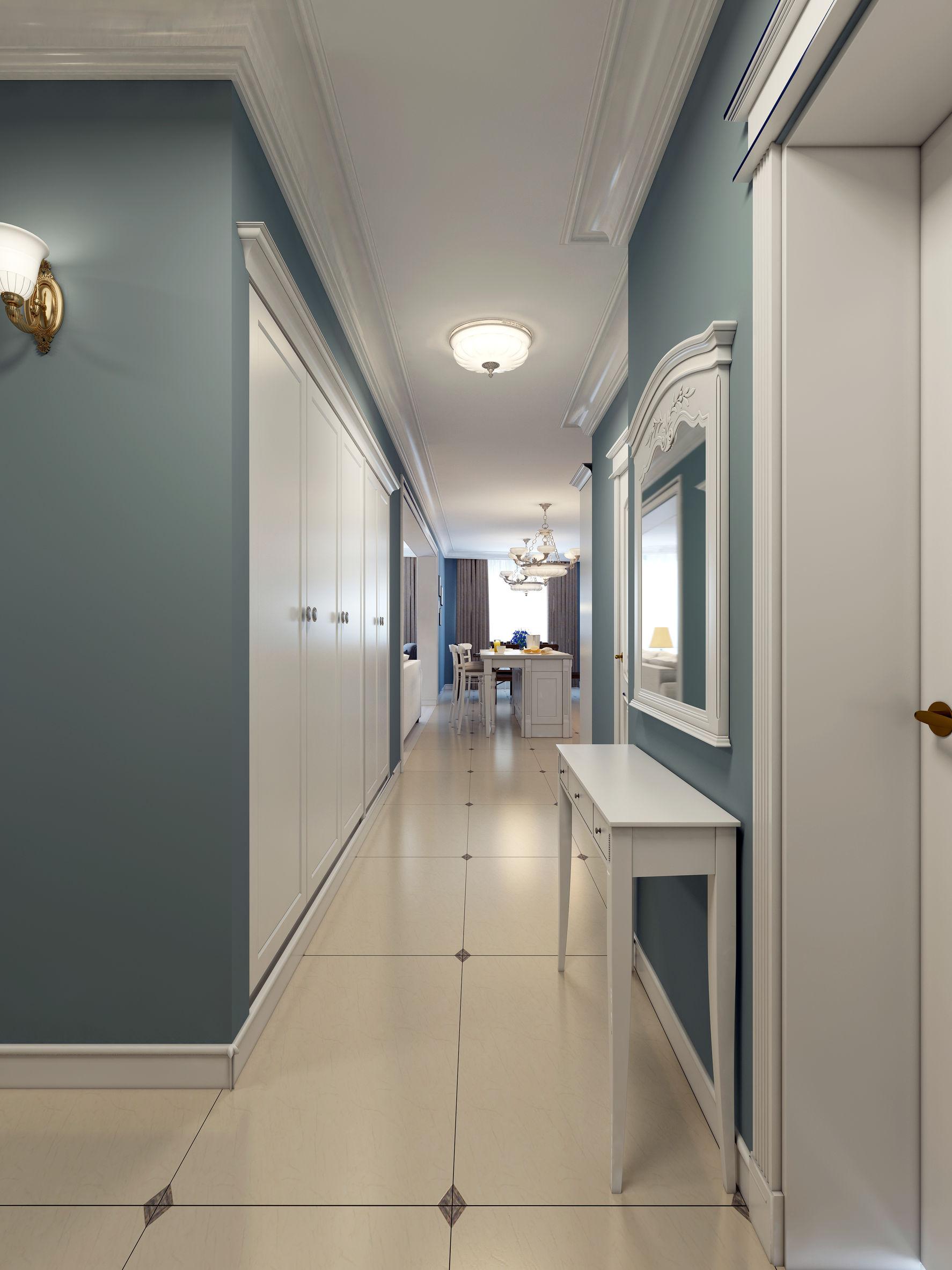 Tableau Pinterest: comment décorer un couloir. Le Mag - Visiondeco