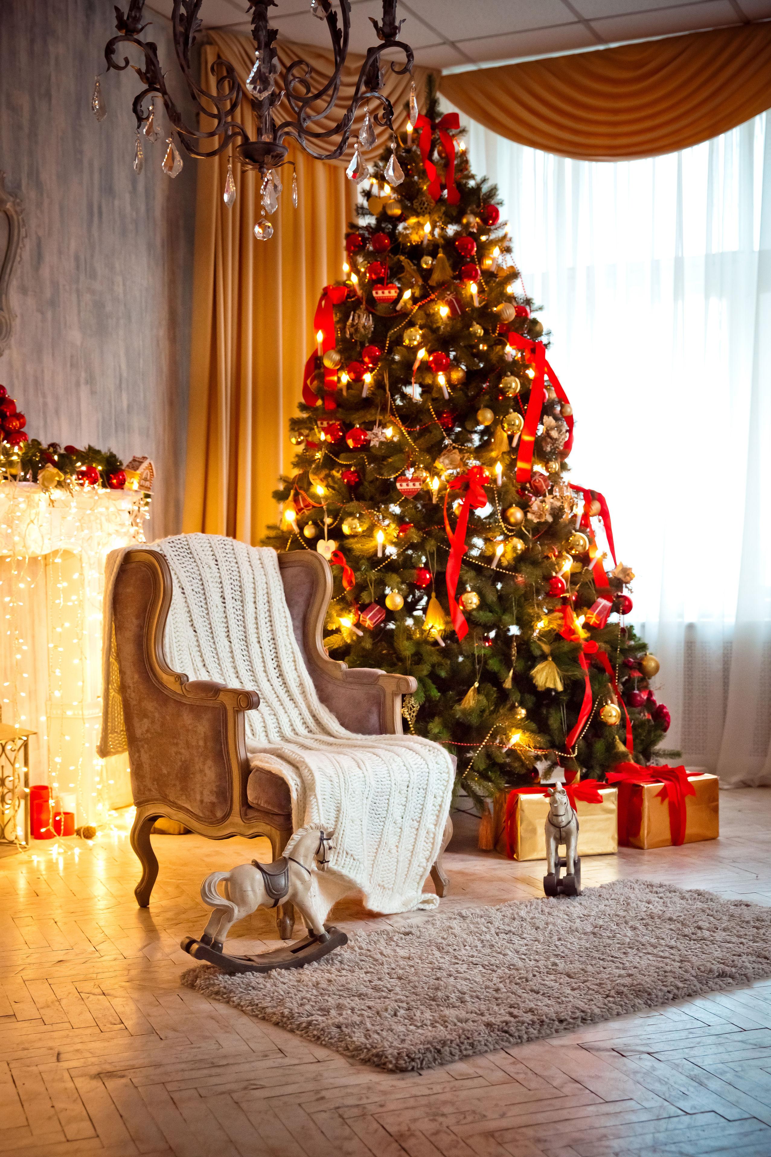 Sapin De Noel Decoration Traditionnelle 7 tendances pour votre déco de noël. le mag - visiondeco