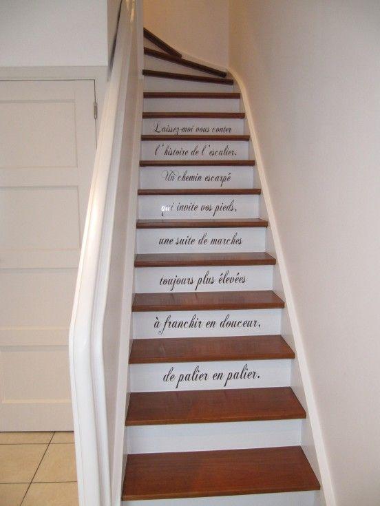 Comment Relooker Un Escalier Le Mag Visiondeco