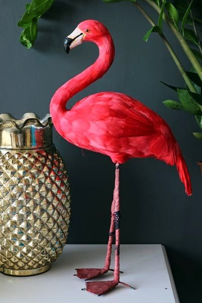 ananas flamant rose