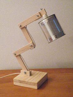 s lection pinterest de 12 lampes fabriquer soi m me le mag visiondeco. Black Bedroom Furniture Sets. Home Design Ideas