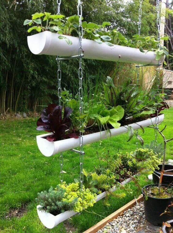 Quelques Idees Pour Creer Un Jardin Suspendu Le Mag Visiondeco Fr