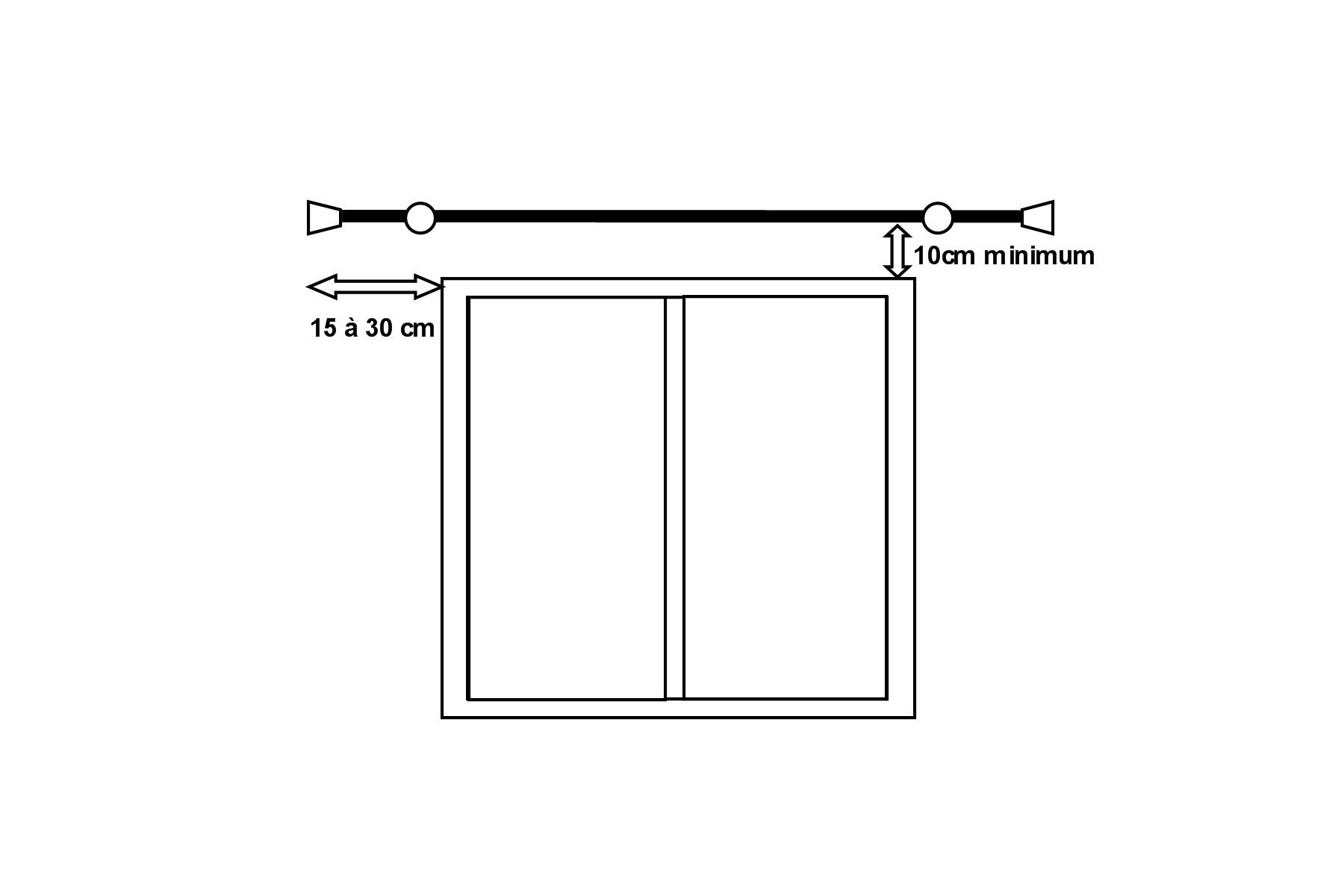 Barre Rideau Fixation Plafond comment choisir sa barre à rideaux . le mag-visiondeco