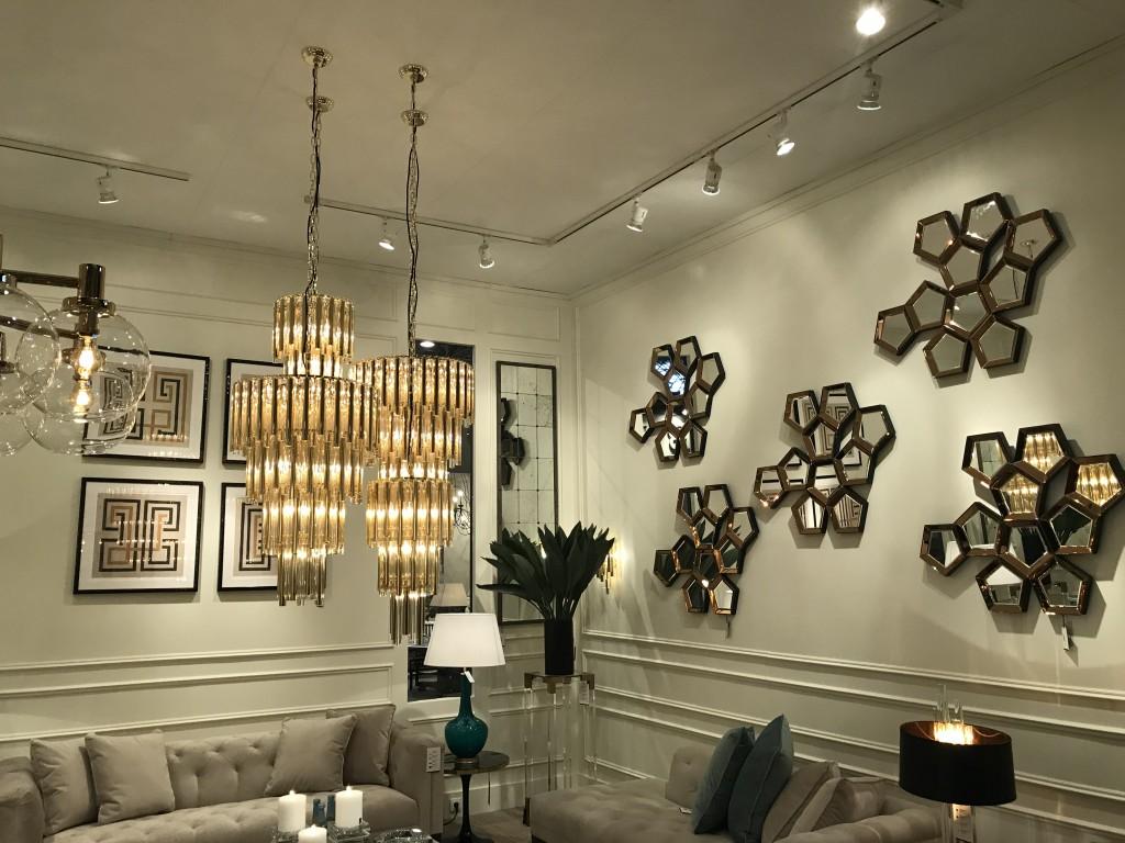 Customiser Un Cadre De Miroir inspiration: 7 idées déco avec des miroirs. le mag - visiondeco